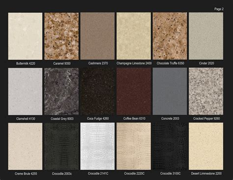 caesarstone colors great quartz countertop colors kitchens crafty inspiration