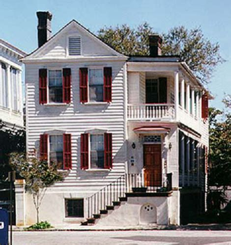 The Charleston House by Historic House Museums Of Charleston South Carolina House History
