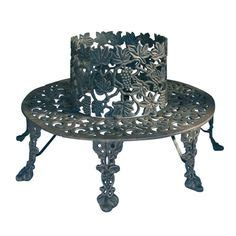 cast iron tree bench awesome iron tree bench beautiful flowers things for