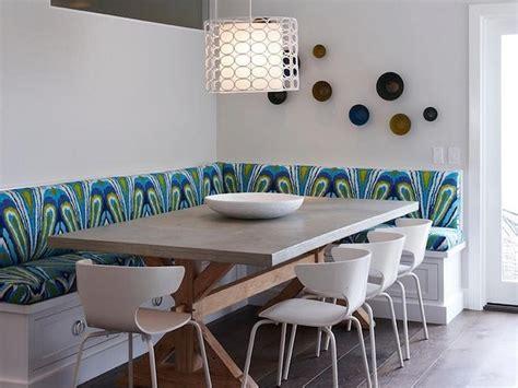 modern banquette dining sets home design ideas
