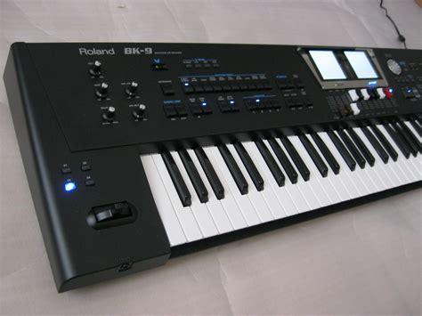 Keyboard Roland Bk 9 roland bk 9 image 751000 audiofanzine