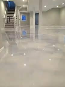 decorative concrete floors 25 best ideas about concrete floors on