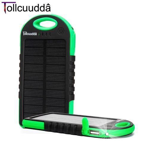 Power Bank Solar Xiaomi tollcuudda phone power battery pover bank for xiaomi