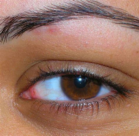 Eyeshadow Zetten brein gebruikt ogen om te pakken