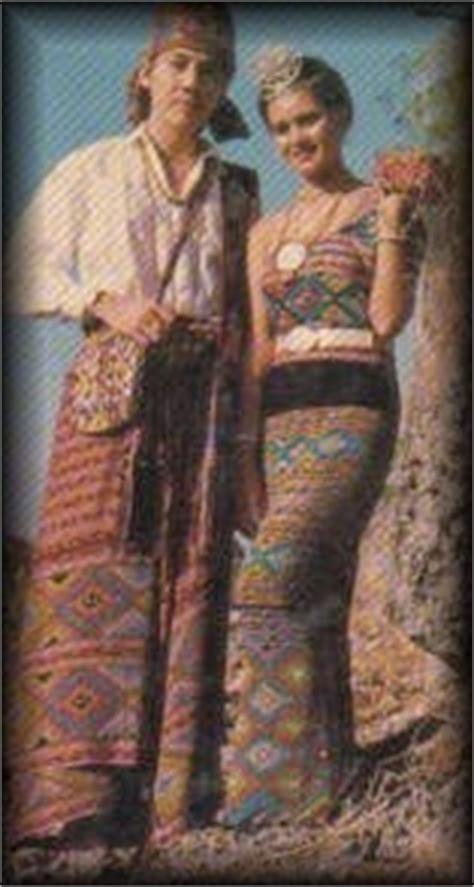 Kain Tenun Asli Ntt Dari Pulau Sabu fashion pakaian adat nusa tenggara timur ntt
