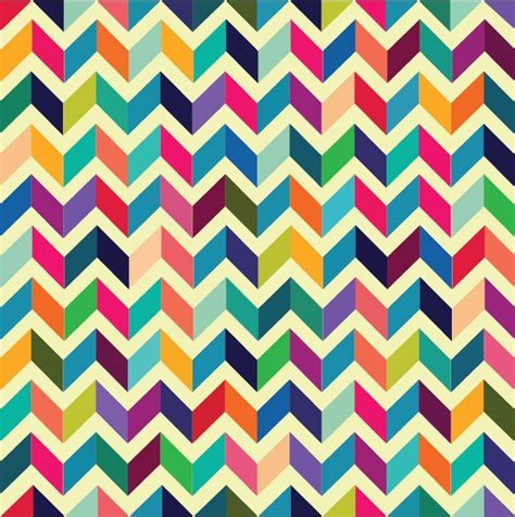 pattern color rainbow chevron pattern the color scheme and the
