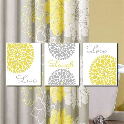 home decor yellow and gray 33 best gray white yellow love images on pinterest