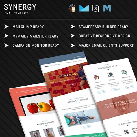 mymail newsletter templates gallery templates design ideas