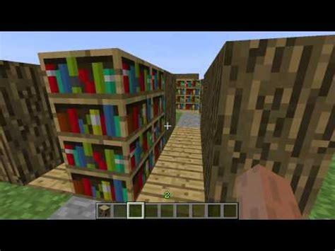 overview secret bookshelf mods projects minecraft