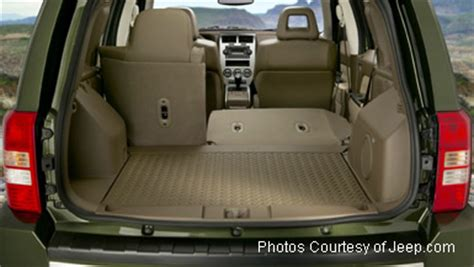 Jeep Patriot Cargo Space 2016 Jeep Grand Rear And Side View Jeep 2016