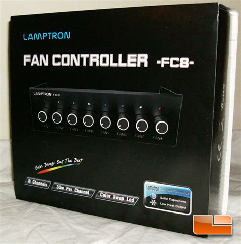 Ltron Fc 8 Fan Controller Review Legit