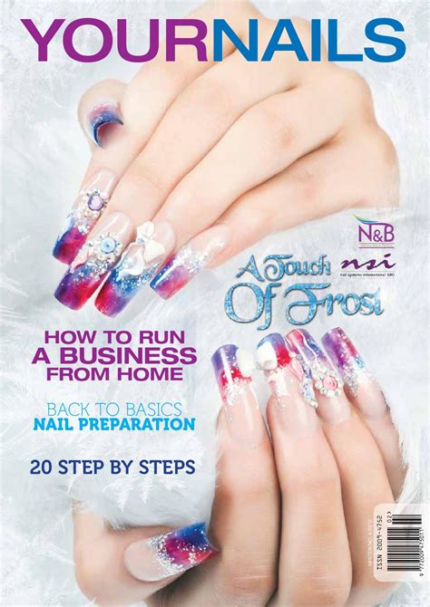 Nail Magazine by Your Nails Magazine By Your Nails Issuu
