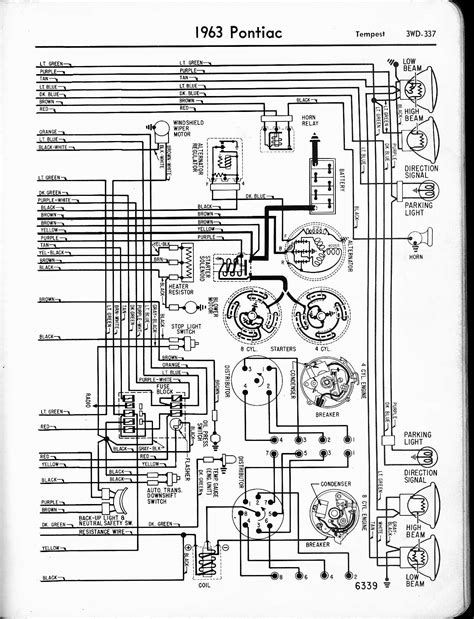 1965 Gto Wiring Diagram Wiring Library
