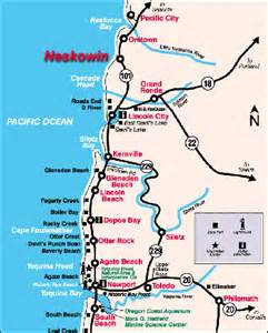 neskowin oregon map image gallery neskowin oregon