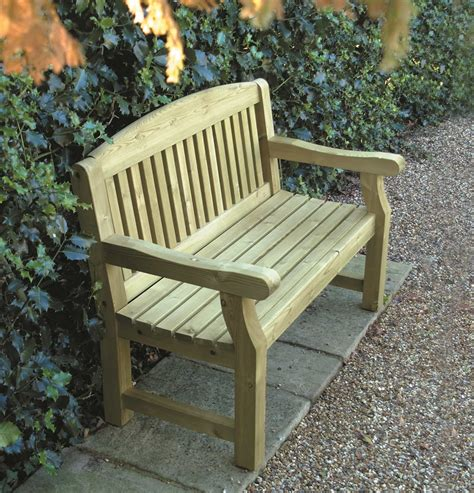 park style benches wooden 5 garden benchs duncombe sawmill local and uk