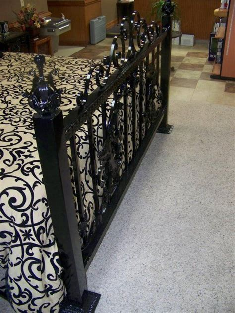 wrought iron king size bed 17 best images about king bed decor on pinterest lowes