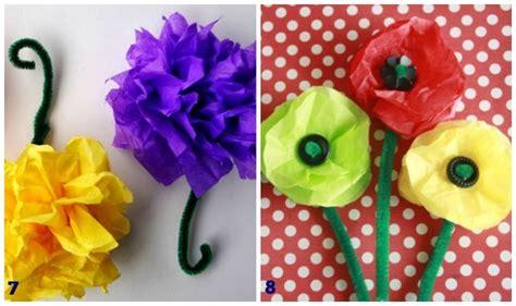 fiori di carta per bambini fiori di carta per bambini babygreen