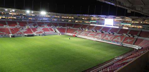 lasesarre football stadium no mad archdaily estadio de futbol quot victoria quot aguascalientes mexico