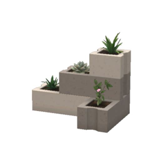 Sims 3 Planter Box by Stacked Planters Store The Sims 3
