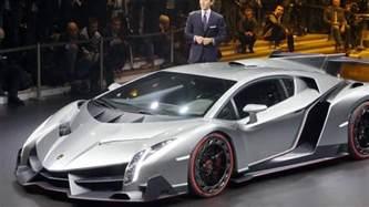 Lamborghini 4 5 Million Lamborghini Veneno The 4 5 Million Cars