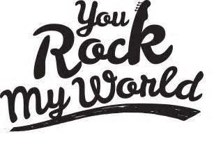 diy you rock my world tote bag vena esperanza