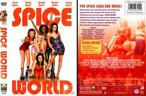 format long dvd format dvd movie spice world 10th anniversary edition new