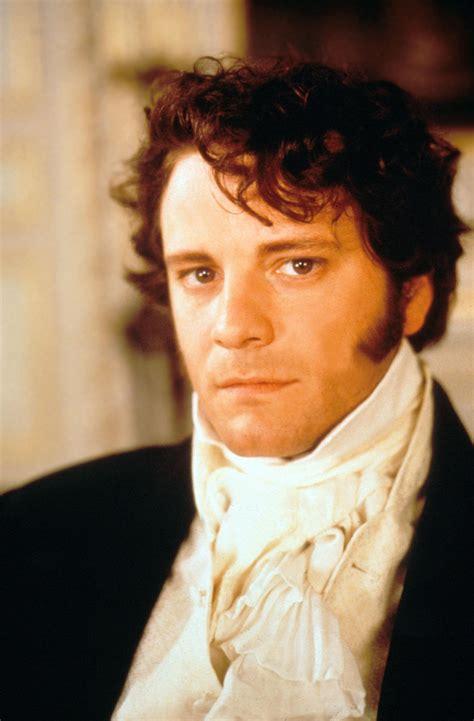 The Best Mr. Darcy Actors Ever: Colin Firth, Matthew ... Colin Firth Pride