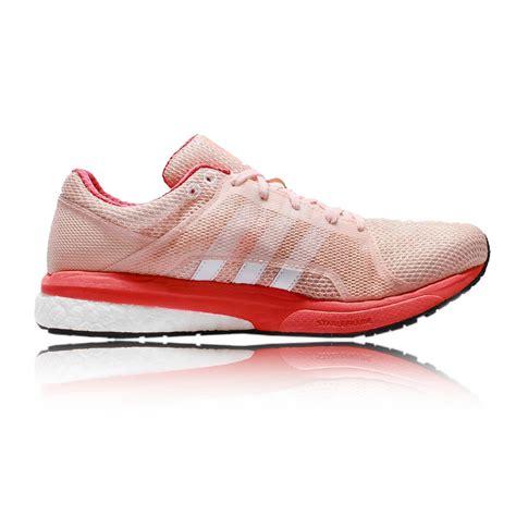 running racing shoes adidas adizero tempo 8 ssf womens pink sneakers running