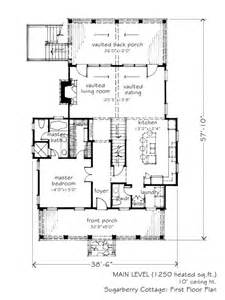Sugarberry Cottage Floor Plan by 1 825 Sq Ft Sugarberry Cottage L Mitchell Ginn