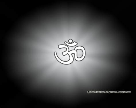 black and white om wallpaper hindu god wallpapers om wallpaper gallery