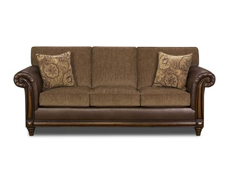 Simmons Reclining Loveseat by Simmons 8013 Sofa And Loveseat Set
