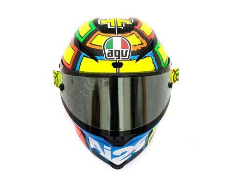 Helm Agv Ianonne photos the five agv pista gp helmets in motogp asphalt