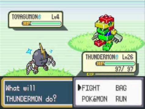 tutorial hack rom pokemon pokemon hack titled digimon digital tamers