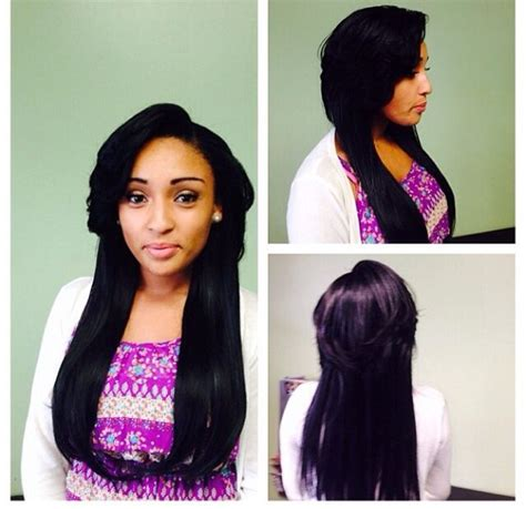 pretty sew ins for teens this is a cute sew in weave and hair pinterest sew