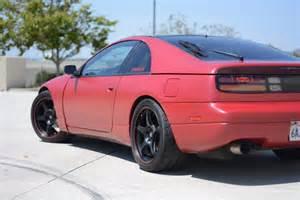 Nissan 300z Modified Nissan 300zx Turbo 2 2 One Take