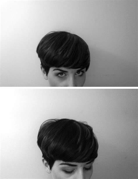 who popularized the pixie haitcut pixie short hair style pixie cuts were popularized first