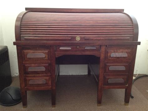 roll top desk for sale 1940 s standard mahogany roll top desk for sale antiques