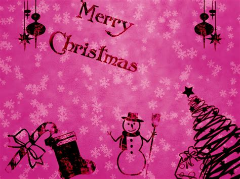 wallpaper christmas pink pink christmas background wallpapers9