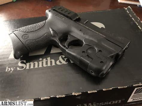 m p shield laser light combo armslist for sale m p smith wesson 9mm shield w