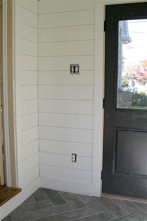 Lowes Shiplap Planks White Doves Wide Plank And Lowes On
