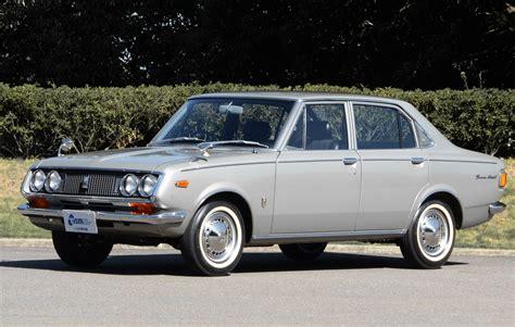 Toyota Corona 2 Toyota Corona Ii Sedan T62 T63 1968 72