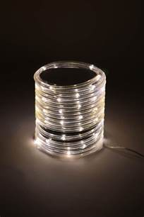 mini led rope light warm white 15ft 60ct
