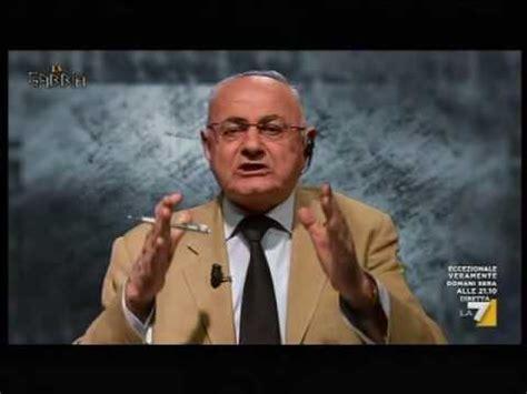 la gabbia su la7 elio lannutti a quot la gabbia quot su la7 01 06 2016