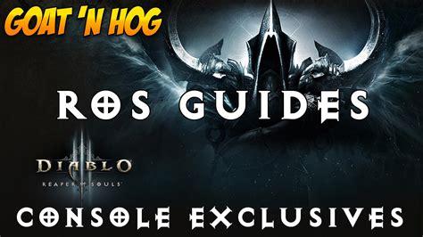 diablo 3 console diablo iii console exclusives ultimate evil edition