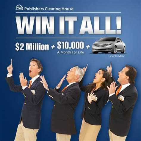 Does Publisher Clearing House Really Give Away Money - just how much could you win with win it all pch playandwin blog