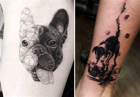 tattoo ink in your skin 10 amazing dog tattoos to inspire you to ink your skin
