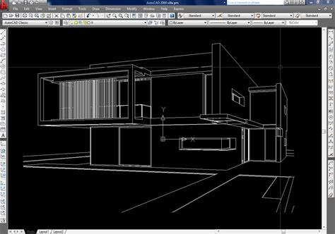tutorial video autocad 3d autocad 3d house modeling tutorial cloud atlas