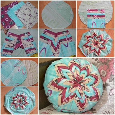 How To Hump A Pillow Step By Step by How To Sew Decorative Pillows Step By Step Diy Tutorial