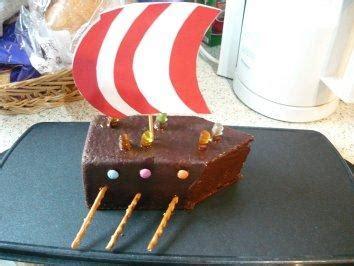 schiff kuchen wikinger schiff kuchen rezept mit bild kochbar de