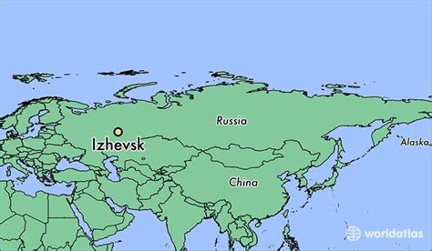 russia izhevsk map where is izhevsk russia izhevsk udmurtia map